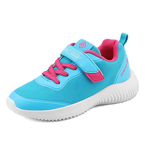Baby Girl Blue Running Shoes