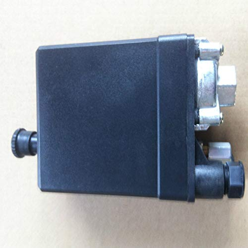 Absir Three-phase Single Hole Vertical Air Compressor Pressure Switch Control Valve