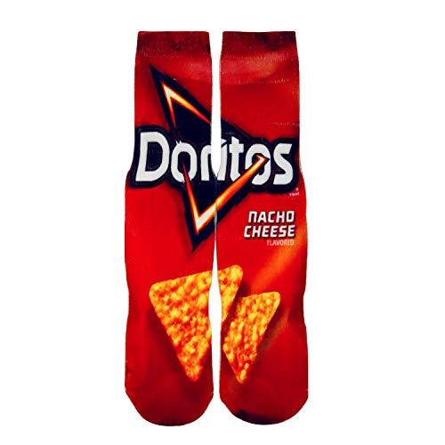 Funny Unisex Men Socks Novelty Crazy 3D Printed Compression Long Socks
