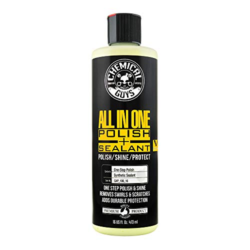 Chemical Guys Gap_106_16 AllinOne Polish  Shine  Sealant 16 oz