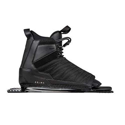 Radar Water Ski Prime Boot - Black - Rear Feather Frame - XL (2019)