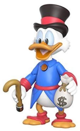Disney Afternoons - Scrooge McDuck SAMMELBARE Actionfigur