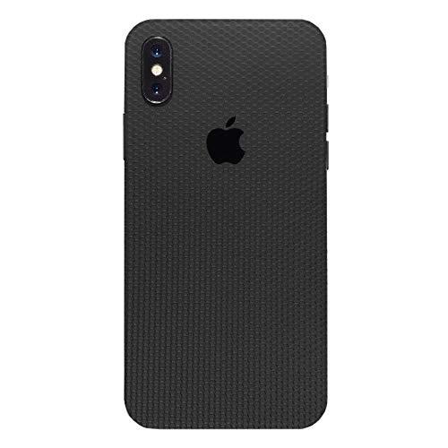 7 Layer Skinz Custom Skin Wrap Compatible with iPhone XS (Matrix Black)