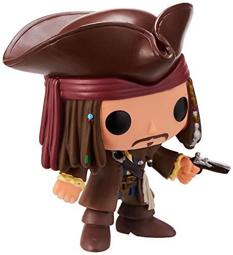 POP! Vinilo - Disney: Jack Sparrow