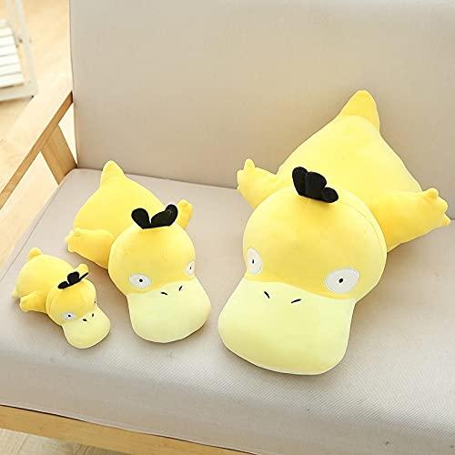 swq China puede atreverse pato felpa juguete PP algodón enviar a los niños para dar novia apoyada en la almohada (100, amarillo)
