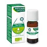 Phytosun Arôms - Huile Essentielle de Tea Tree Bio - 100% pure et naturelle - 10ml