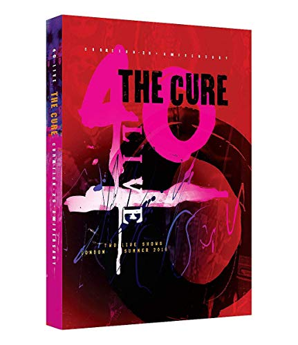 The Cure - Curaetion 25 - Anniversary - Limited Edition [Blu-ray]