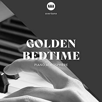 Golden Bedtime Piano Atmosphere