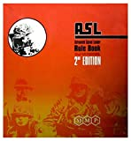 Advanced Squad Leader Rule Book Second Edition 2020 Print