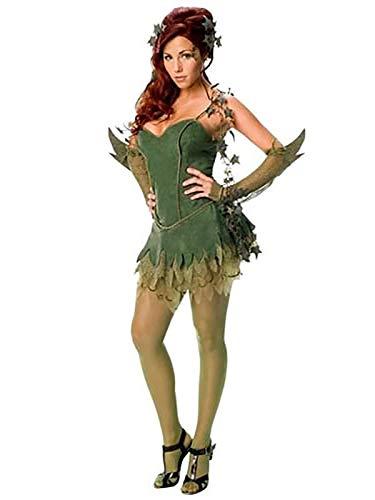 Disfraz de Poison Ivy para mujer