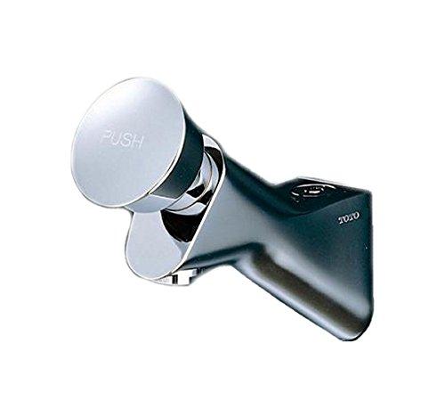 TOTO 洗面用水栓 単水栓(横水栓) 吐水パイプ114mm TL19 (自閉式)