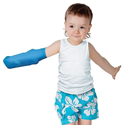 Bloccs Protector de Escayola Impermeable - #CSA71-S - Medio Brazo para Niño (S)