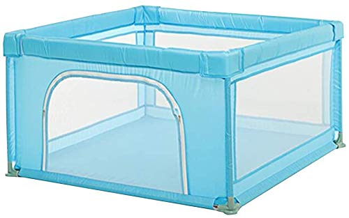 Interessant Baby bal PiSafety Box GatSet for baby's en Toddler Gratis Blue (Size : 125x125cm)