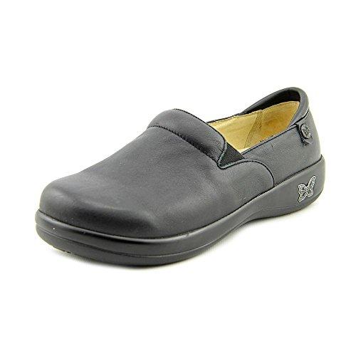 Alegria Women's Keli Professional Slip Resistant Work Shoe,Black Nappa,41 BR/10.5 M US
