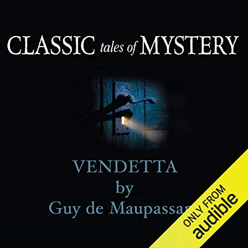 Classic Tales of Mystery: Vendetta copertina