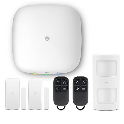 CHUANGO H4 Plus WiFi/GSM Smart Home Alarmsystem