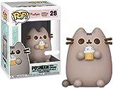 Funko POP! Pusheen The Cat #28 - Pusheen with Cupcake Exclusive