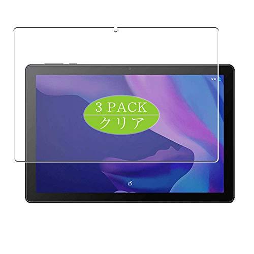 VacFun 3 Piezas Claro Protector de Pantalla, compatible con Alcatel 1T 10 2020 10.1', Screen Protector Película Protectora (Not Cristal Templado) Actualizado