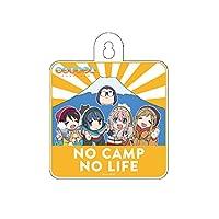 ゆるキャン△ カーサイン NO CAMP NO LIFE