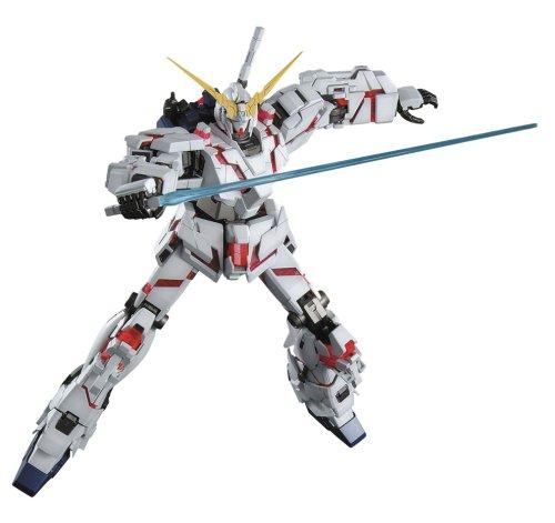Bandai Hobby RX-0 Unicorn Gundam OVA Version 1/100-Master Grade