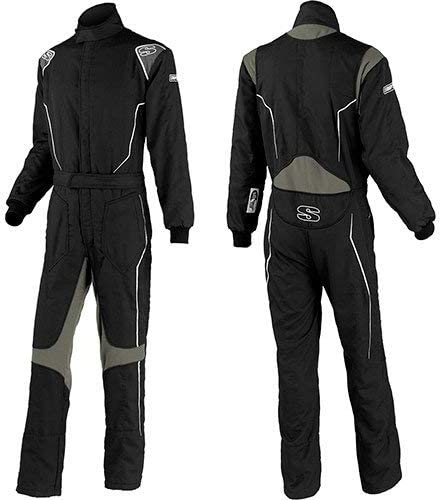 SIMPSON HX02221 Helix Standard Medium online shop Suit Gray Black Outlet SALE