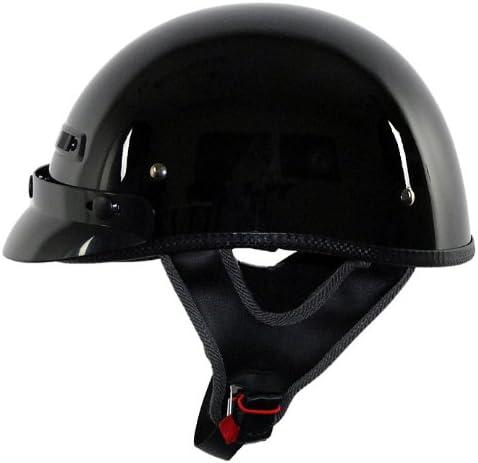 Vega XTS Half Helmet Gloss Black X Large product image