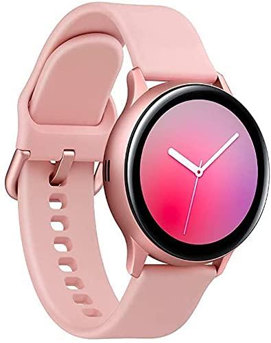 Samsung Galaxy Watch Active2 Fitness Tracker in alluminio Grande Display Batteria a lunga durata impermeabile 40 mm Bluetooth Oro