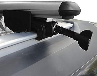 Per AUDI a3 8p 8v SPORT BACK 04-16 con tetto chiuso parapetto barre portatutto