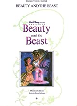 Walt Disney Pictures Presents Beauty and the Beast (Piano-Vocal-Guitar Series)