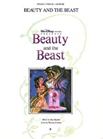 Beauty and the Beast: Vocal Selections (Piano-Vocal-Guitar Series)