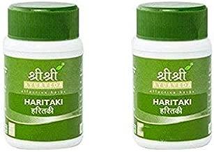 Sri Sri Ayurveda Haritaki 60 Tablets (Pack of 2)