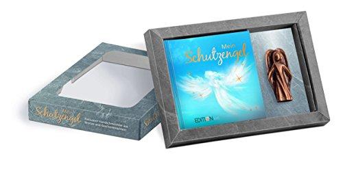 Mein Schutzengel: Schutzengel-Figur und Geschenkbuch in einer Box