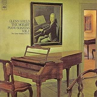 Vol. 1-Mozart Piano Sonatas (Mini Lp Sleeve) by Glenn Gould (2007-10-24)