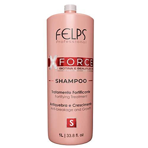 Felps X Force Shampoo 1L, Felps Professionnel, 1000Ml