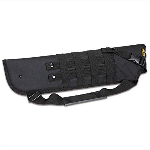 US PeaceKeeper Products P13020 Stubby Shotgun Scabbard, Black