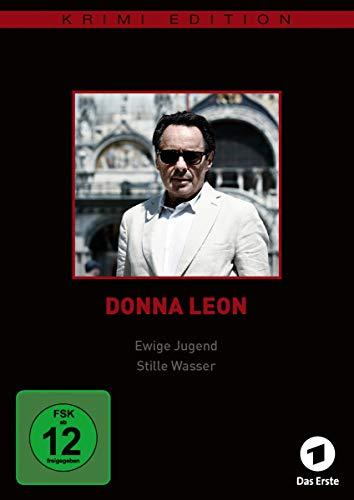 Donna Leon: Ewige Jugend / Stille Wasser