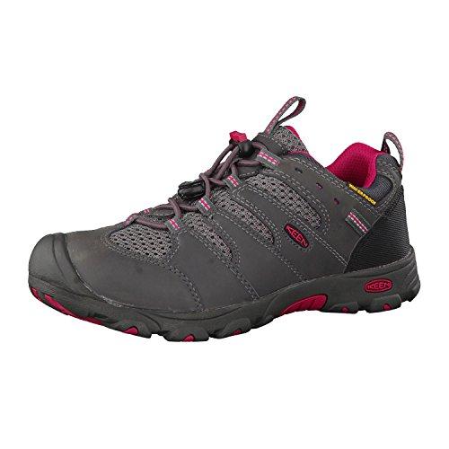 Keen Koven Low WP - Chaussures Enfant - gris Modèle 30 2014 chaussures de montagne