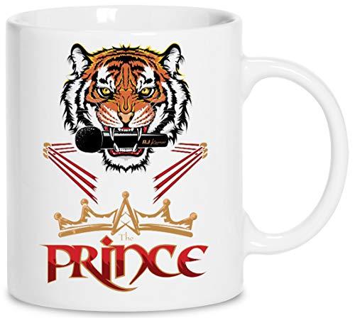 Prince AJ Kumar - Wwe Cerámica Blanco Taza Cup Mug