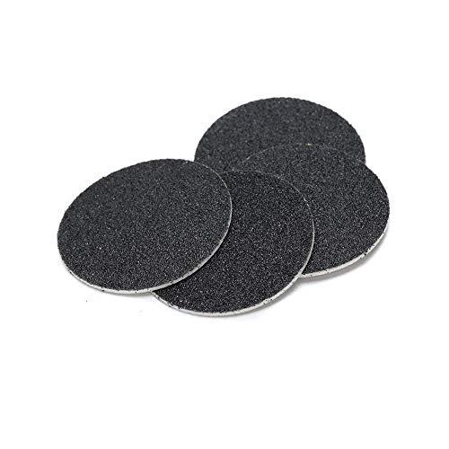 60 discos de repuesto de papel de lija, recambios de