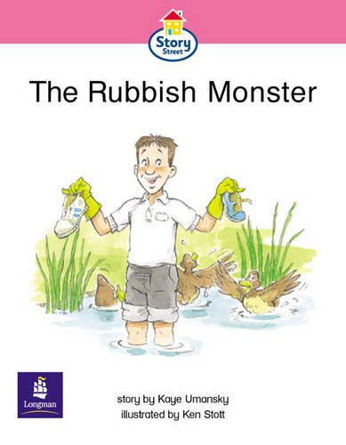 *LILA:SS:S6: THE RUBBISH MONSTER (LITERACY LAND)の詳細を見る