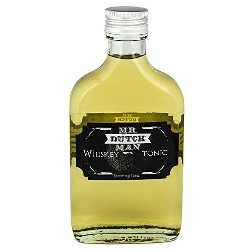 Mr. Dutchman Whisky Hair Tonic 200 ml Haarwasser für mehr Volumen mit Frauenmagnet!