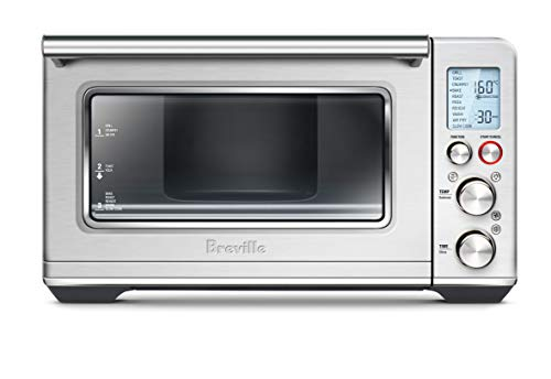 Breville Smart Oven Air Fry Counter top Oven, Brushed Stainless Steel, BOV860BSS4JAN1