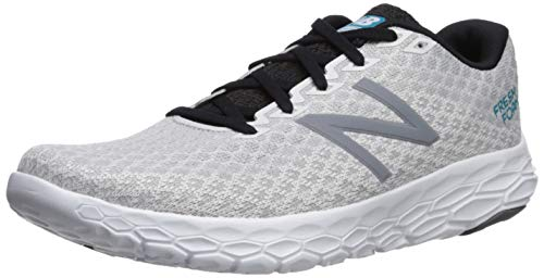 New Balance Fresh Foam Beacon, Zapatillas de Correr para Hombre, Gris Light Grey, 44.5 EU