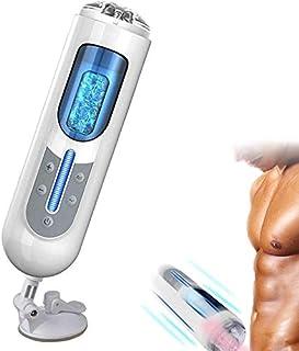 Male Sucker Oral Tongue Deep Throat Thrustíńg Machine Safe Silicon Trainer Artificial Vigina Real Pussy Male Man Tight Sex...