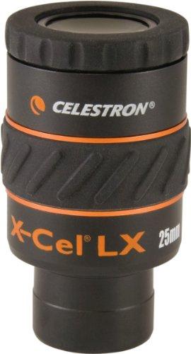 Celestron CE93426 Oculare X-Cel LX, Distanza Focale 25 mm