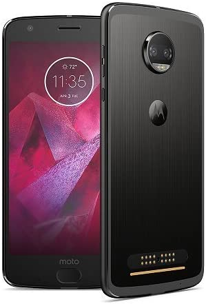 Motorola Moto Z2 Force XT1789-03 64GB Black - Sprint