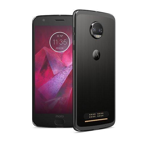 44843fc9be Amazon.com  Motorola Moto Z2 Force XT1789-03 64GB Black - Sprint ...