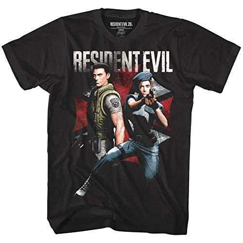 Resident Evil Chris & Jill Valentine...