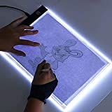 Light Box for Tracing A4 Led Artcraft Light Pad Tracer for Drawing Artists Sketching Animation by PAATWA (A4S)