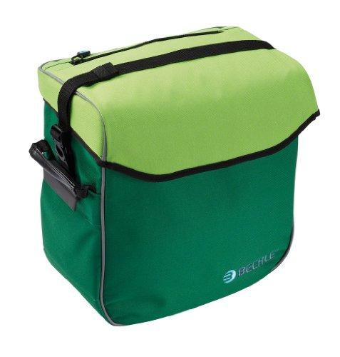 Praktische Einkaufstasche für Dietz Rollator Brado Tasche Poly Grün